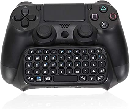 Teclado inalámbrico Mini BTV3.0 para Sony PS4 PlayStation 4 Controller: Amazon.es: Belleza
