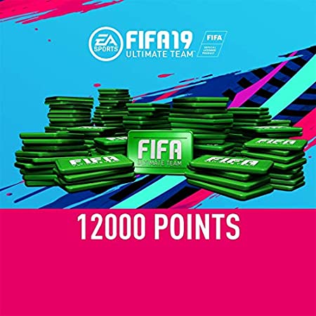 FIFA 19: 12000 FIFA Points - PS4 [Digital Code]