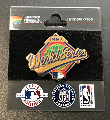 IMPRINTED PRODUCTS 1997 CLEVELAND INDIANS WORLD SERIES ()