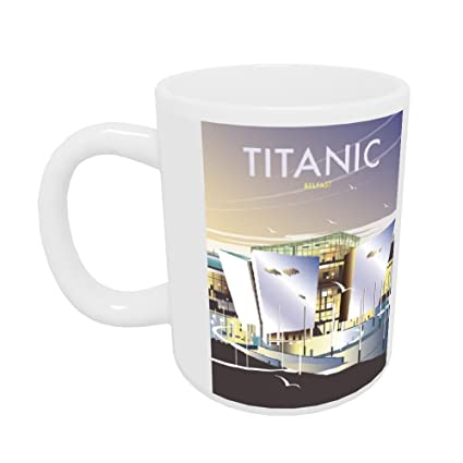Set de moldes para Titanic - taza