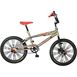 Hero Rotor BMX Pro 20T Single Speed Junior Cycle (Grey)