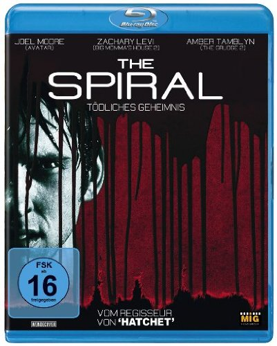 The Spiral - T?liches Geheimnis (Blu-Ray) (Import Movie) (European Format - Zone B2) Tricia Helfer...