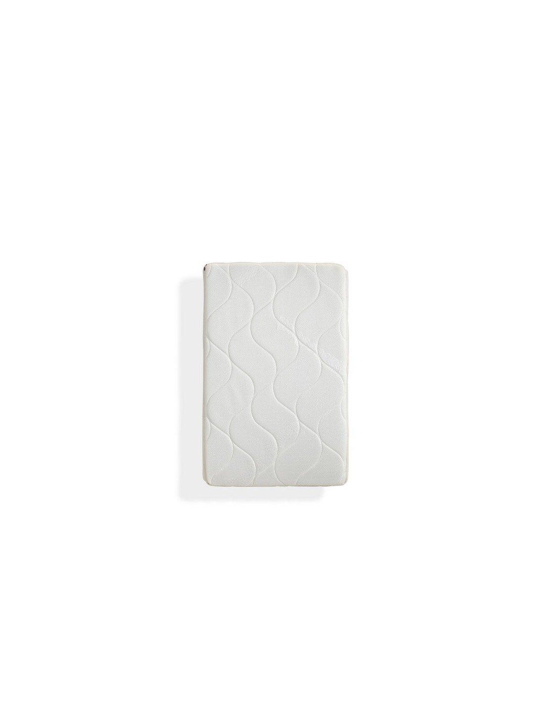 /écus pour Mini Berceau Matelas Bio 80/x 50/cm