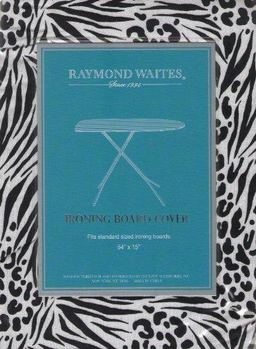 ironing board cover zebra - 6