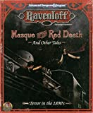 img - for Masque of the Red Death and Other Tales (AD&D 2nd Ed Roleplaying, Ravenloft, Expansion, 1103) book / textbook / text book