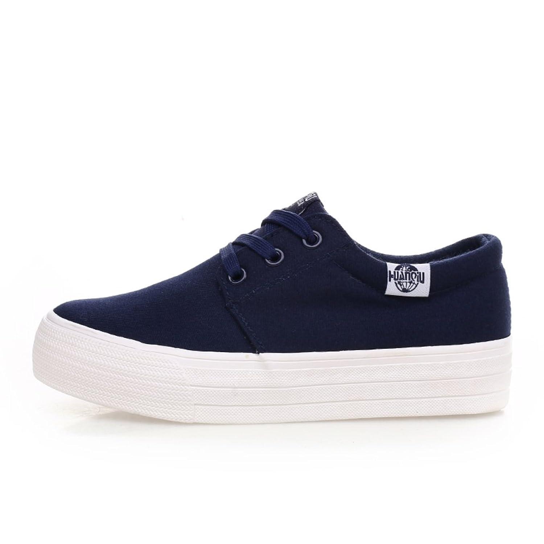 0ba75c0d El servicio durable Zapatos de lona/Zapatos de mujer/Moda coreana zapatos  estudiantes de