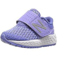 New Balance Kids' Zante v4 Hook and Loop Running Shoe