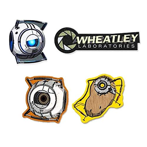 Portal Collectible Patch Gift Set of -