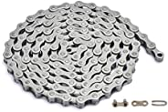 ZONKIE 1-Speed Bicycle Chain 122 Links