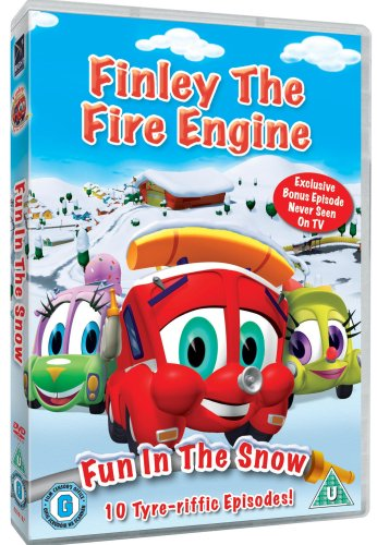 finley the fire engine - 4