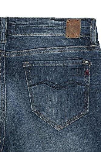 Bootcut Us Replay Femme Bleu Jeans 6wHxp4