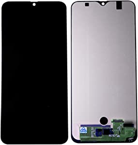 """OLED Display Touch Screen for Samsung Galaxy A50 (2019),OLED Screen Replacement Compatible with A50 SM-A505 A505U A505U1 A505W A505F A505FM A505FN A505YN A505G A505GN A505GT, 6.4"""" Screen with 10 Tools"""