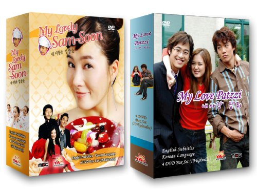 Korean TV Drama 2-pack (YA Entertainment): My Lovely Sam-soon + My Love Patzzi