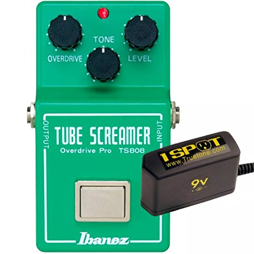 Ibanez TS-808 Tube Screamer Pro and Truetone 1 Spot for sale  Delivered anywhere in USA