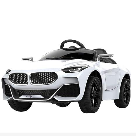 Coche Eléctrico De Los Niños Toy Car - 2.4Ghz, 6V4A X 2, Tracción