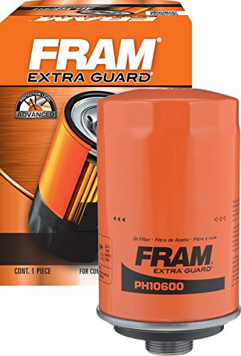 FRAM PH10600 Spin-On Oil Filter (Aftermarket Volkswagen Oil)