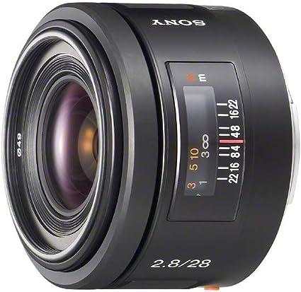 Sony Sal 20f28 Ultra Weitwinkel Objektiv Kamera