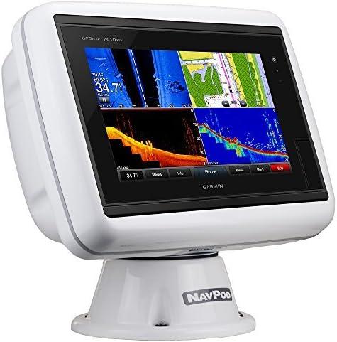 NavPod PP5050-19 PowerPod Pre-Cut for Garmin GPSMAP 7410, 7410xsv, 7610, 7610xsv by NavPod: Amazon.es: Deportes y aire libre