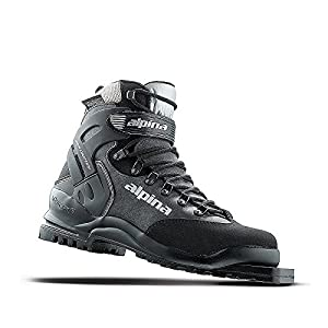 Alpina BC 1575 Back Country Nordic Cross Country Ski Boots with 3 Pin Soles
