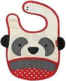 Skip Hop Zoo Tuck Away Bib, Panda