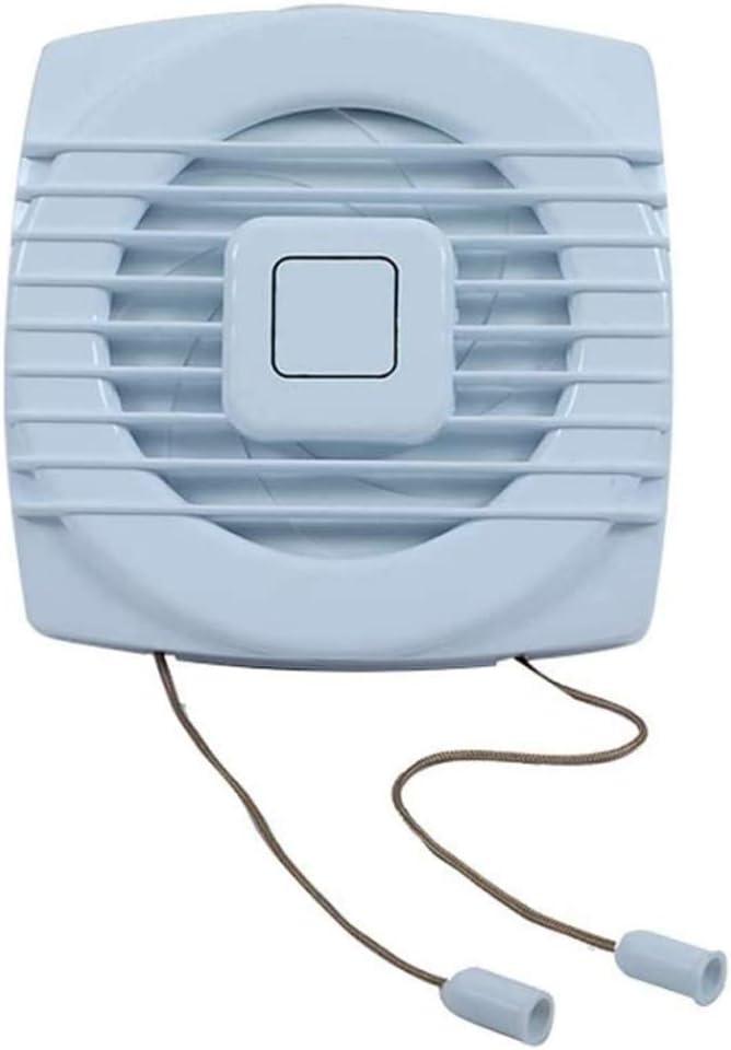 LXZDZ Extintor de cable, for sala de estar dormitorio Oficina Vent Fan Inicio desván, caseta o Garaje