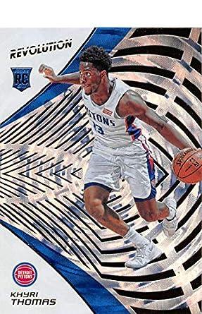 cheap for discount 61d9d 6e8c1 Amazon.com: 2018-19 Panini Revolution Fractal Basketball ...