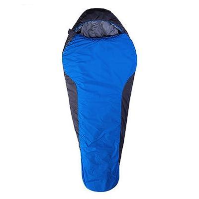 Sac De Couchage Momie Camping Voyages Randonnée Pédestre Et Autres Activités De Plein Air,Blue
