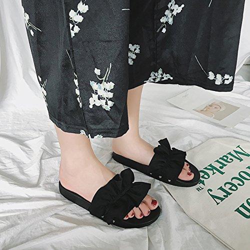 IANGL Femminile Abbigliamento Estivo Estivo Nero Abbigliamento IANGL Abbigliamento Estivo Nero Femminile IANGL Femminile PBCwCt