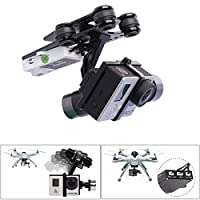 Walkera G-2D 3 Axis Brushless Gimbal for iLook / GoPro Hero 3 3+ / QR X350 Pro OS117 from XCSOURCE