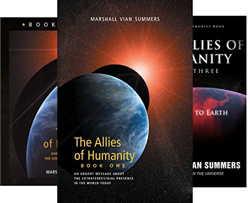 The Allies of Humanity Book One (3 Book Series)