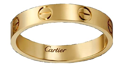 detailed pictures 5665e 500b6 Amazon.co.jp: CARTIER カルティエ リング LOVE ...