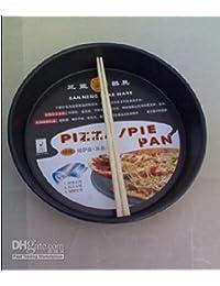 CheckOut Aluminum Pizza Pans Dish Tray 9