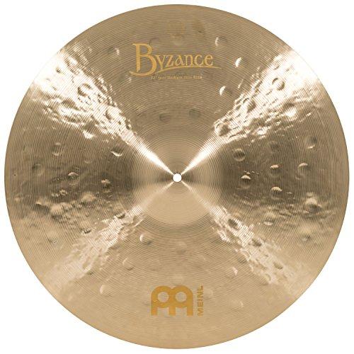 - Meinl Cymbals B22JMTR Byzance 22-Inch Jazz Medium Thin Ride Cymbal (VIDEO)