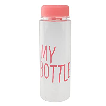 Botellas plastico para zumos