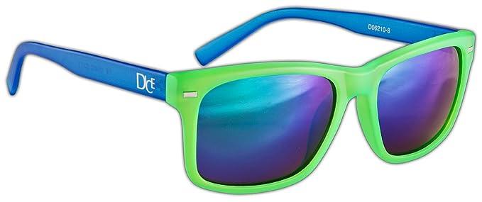 Dice Lunettes de soleil unisexe Taille unique Transparent Blue/Black PTX4Zp7xQK