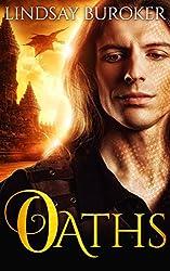 Oaths (Dragon Blood Book 8)