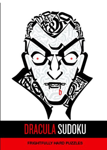 Dracula Sudoku: Frightfully Hard Puzzles by Black Wagon Press
