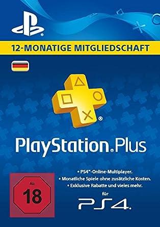 playstation 4 plus karte PlayStation Live Card 365 Tage (für deutsche SEN Konten): Amazon  playstation 4 plus karte