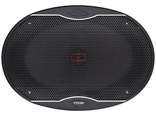 DS18 EXL-SQ6.9 6x9'' 3-Ohm High Sound Quality Speaker 560 Watts - Set of 2 by DS18 (Image #6)
