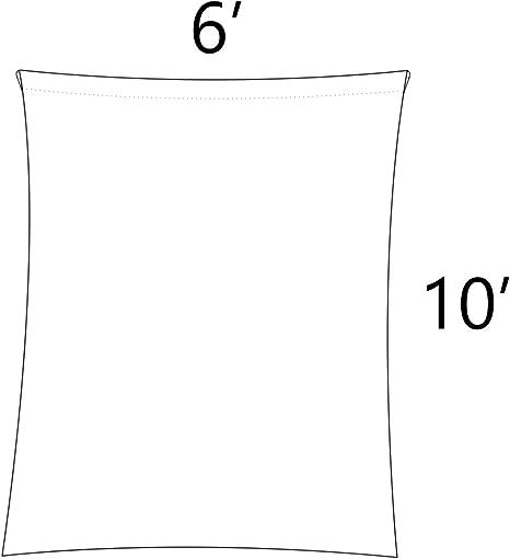 Prism Hintergründe Von Ravelli 6 X 10 Weiß Musselin Kamera