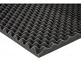 Egg Crate Foam Suppliers Professional Eggcrate Acoustic Foam. 2