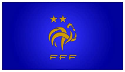 dceb7c28b Image Unavailable. Image not available for. Color: French France Football  Federation ...