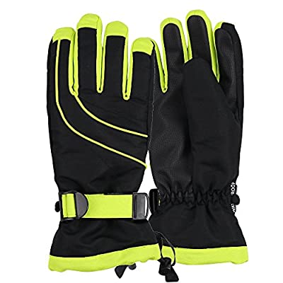 Women's Thinsulate Lined Waterproof Ski Glove
