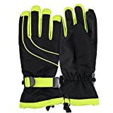 Urban Boundaries Women's Classic Thinsulate Lined Waterproof Ski Glove
