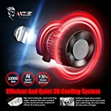 MZS H7 LED Headlight Bulb Single for