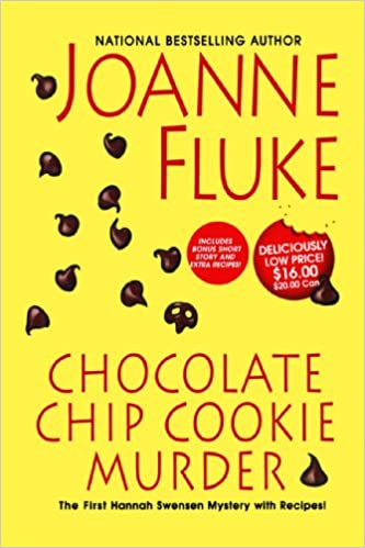 Image result for chocolate chip cookie murder cover