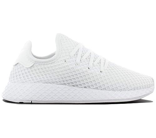 Adidas Originals - Zapatillas para Niño, Color Blanco, Talla 36 EU: Amazon.es: Zapatos y complementos