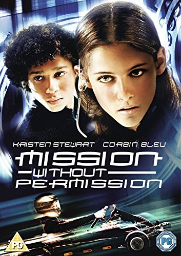 Mission Without Permission [DVD] by Kristen Stewart B01I06O32Q