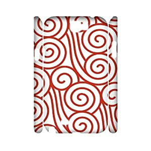 T-TGL(RQ) DIY Lucky Clouds Pattern Protective Durable Back Case for Samsung Galaxy Note 2 N7100 3D
