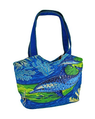 Sun 'N' Sand Noisin' Around Shoulder Bag (Blue)